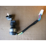 Ignition switch for diesel